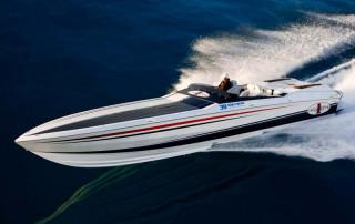high performance boat